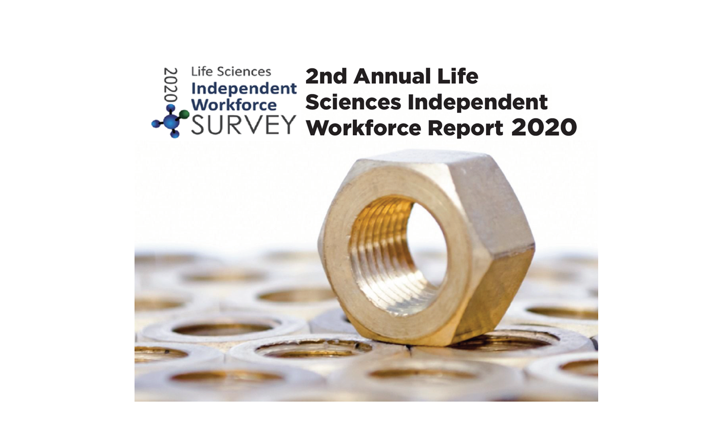 2nd Annual Life Sciences Independent Workforce Survey Report- Sept 30 2020