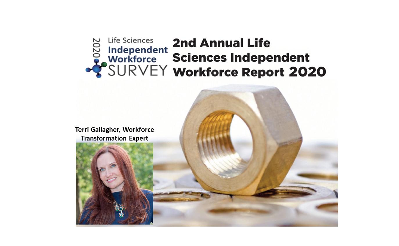 Survey Report Webinar:  R&D Independent Workforce