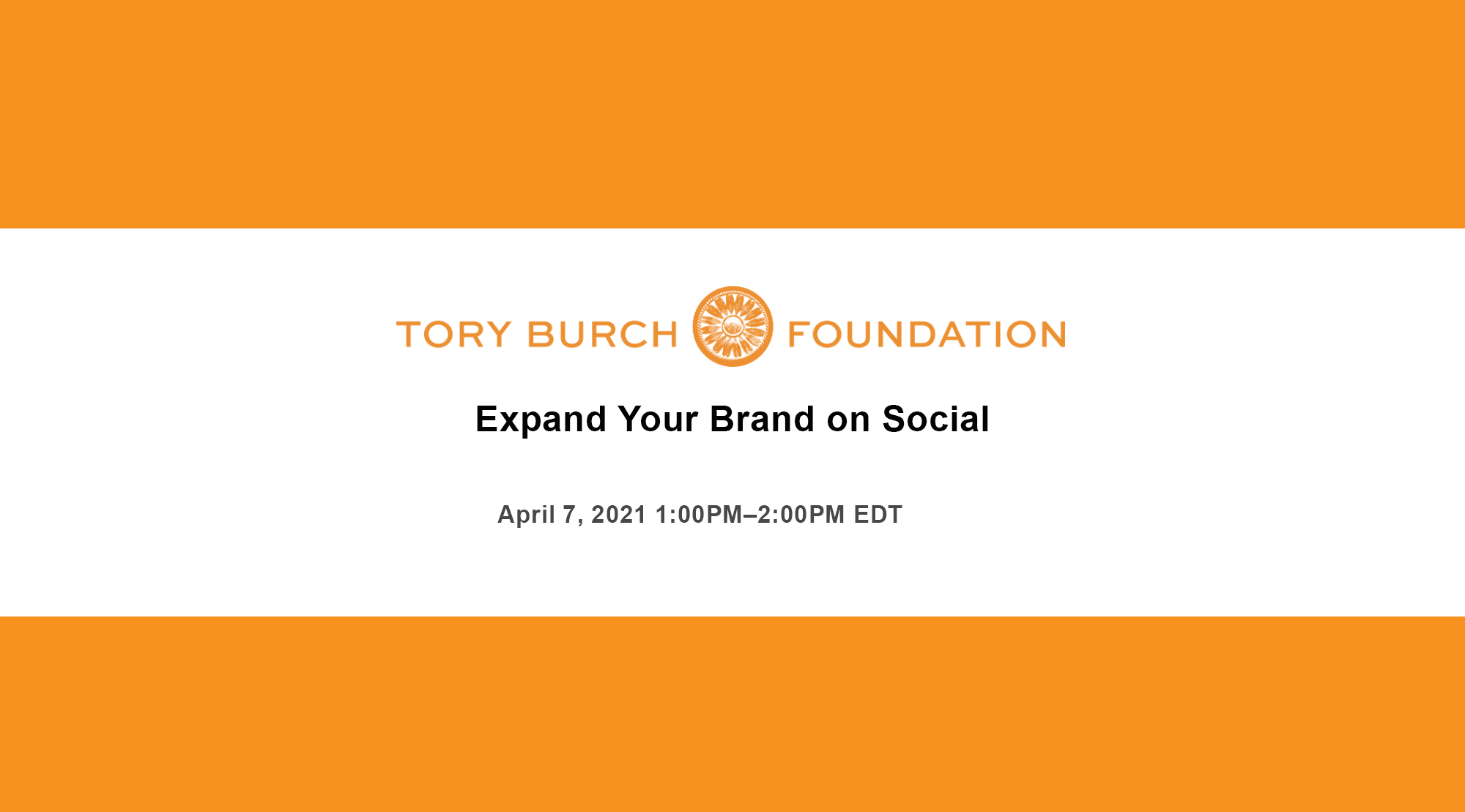 Expand Your Brand on Social