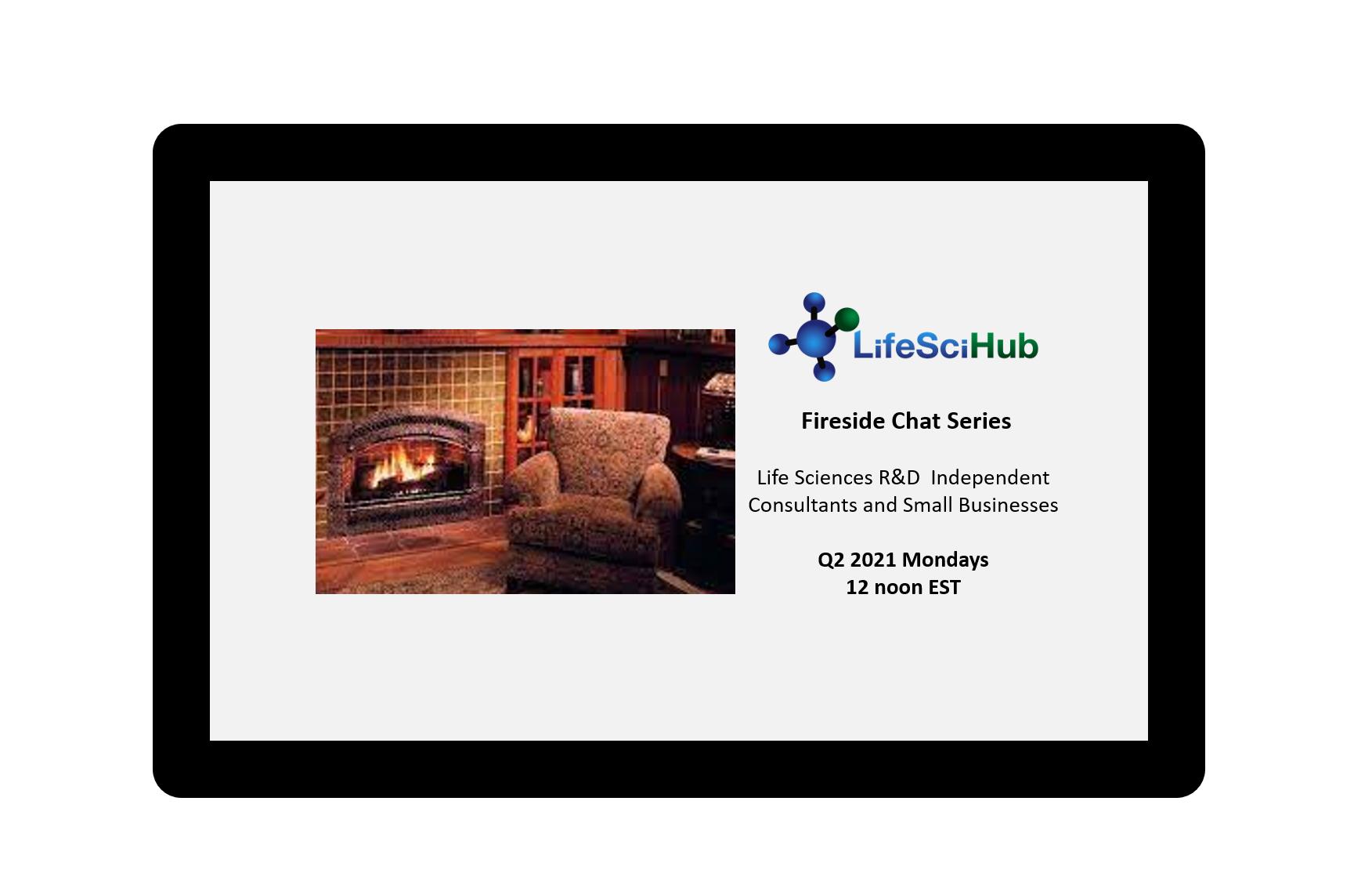 LifeSciHub Q2 2021 Fireside Chat Series
