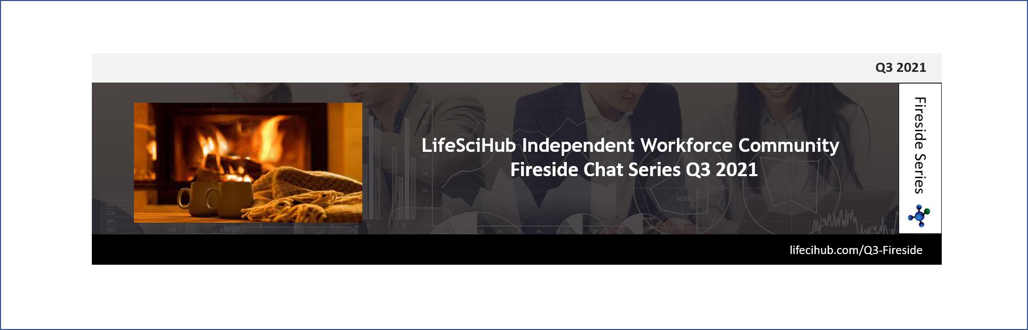 LifeSciHub Q3 2021 Fireside Chat Series